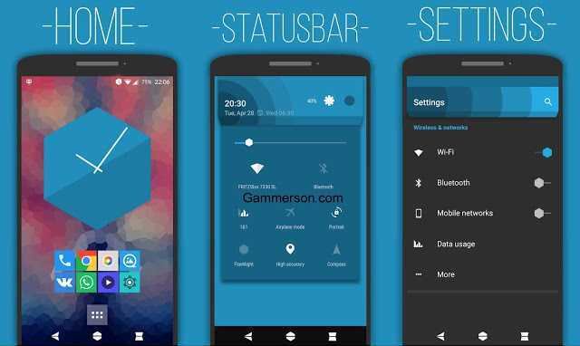 Download-theme-for-Cyanogenmod-12-1-for-free