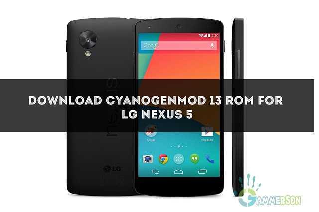 download-cyanogenmod-13-for-nexus-5