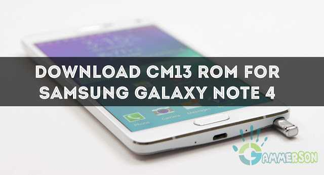install-cm13-rom-for-galaxy-note-4