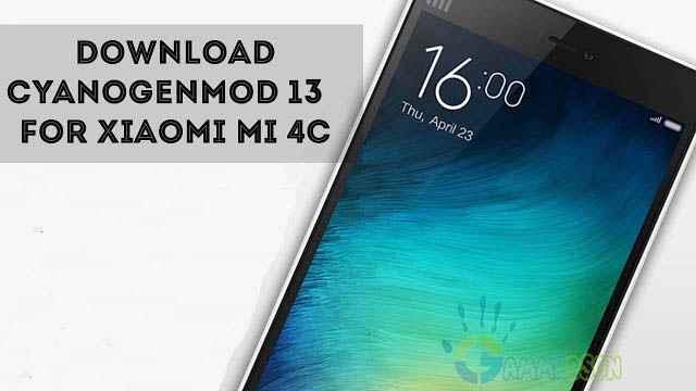 download-cyanogenmod-13-for-mi-4c