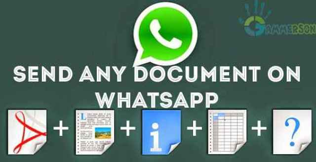 share-any-type-of-documnet-on-whatsapp-PPT, DOC, XML, .HTML, .TXT, RTF