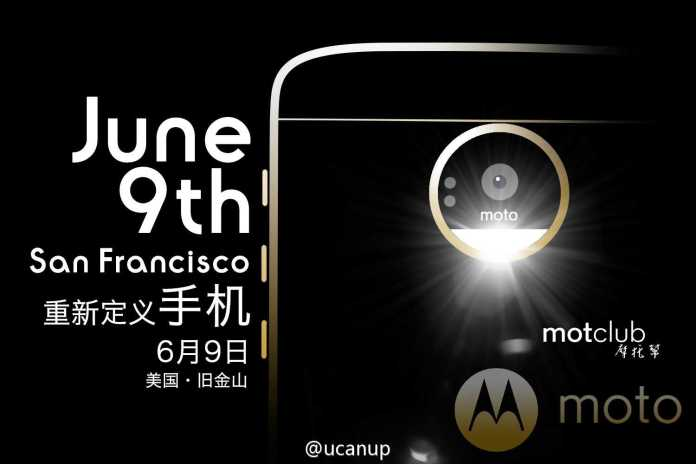 Moto Z leaked images and Specification