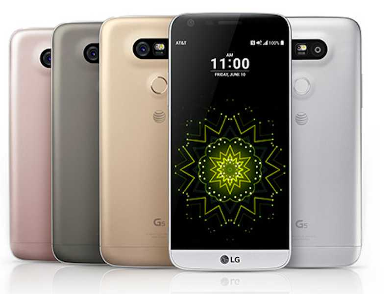 Root Lg G5 Tmobile and install TWRP
