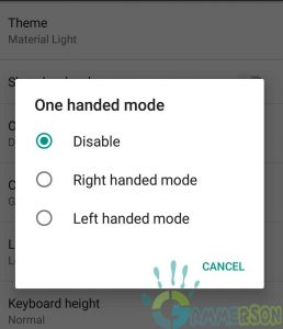 one-handed-mode-activate