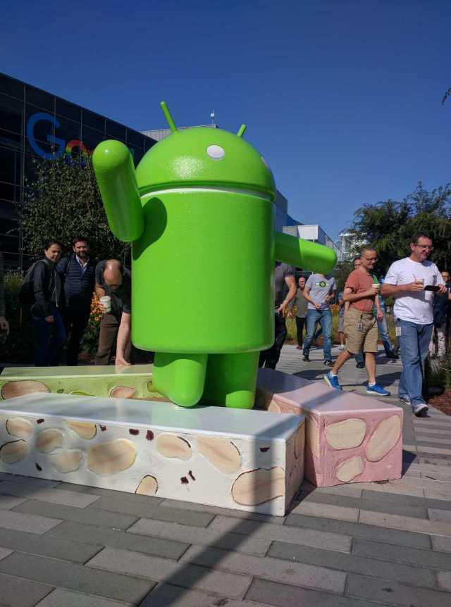 android nougat wallpaper