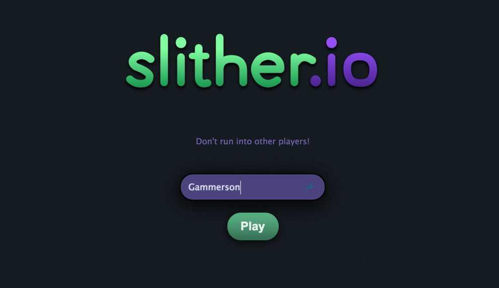 slither io offline