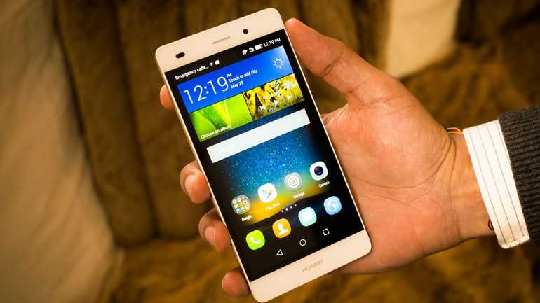 Download and Install Marshmallow 6.0 On Huawei P8 Lite