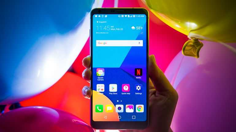Download TWRP Recovery For LG G6