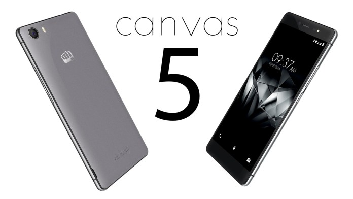 Install TWRP and Root Micromax Canvas 5