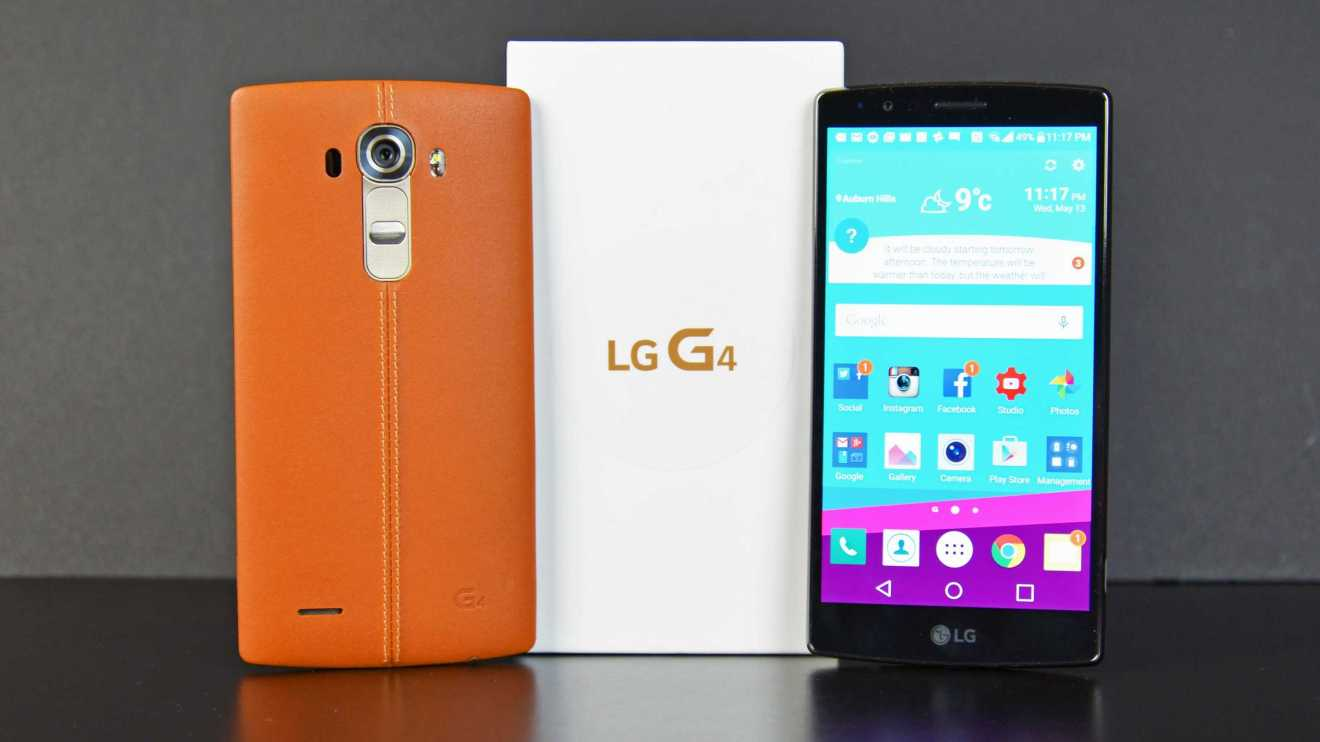 Download Android 7.1 Nougat Update for LG G4
