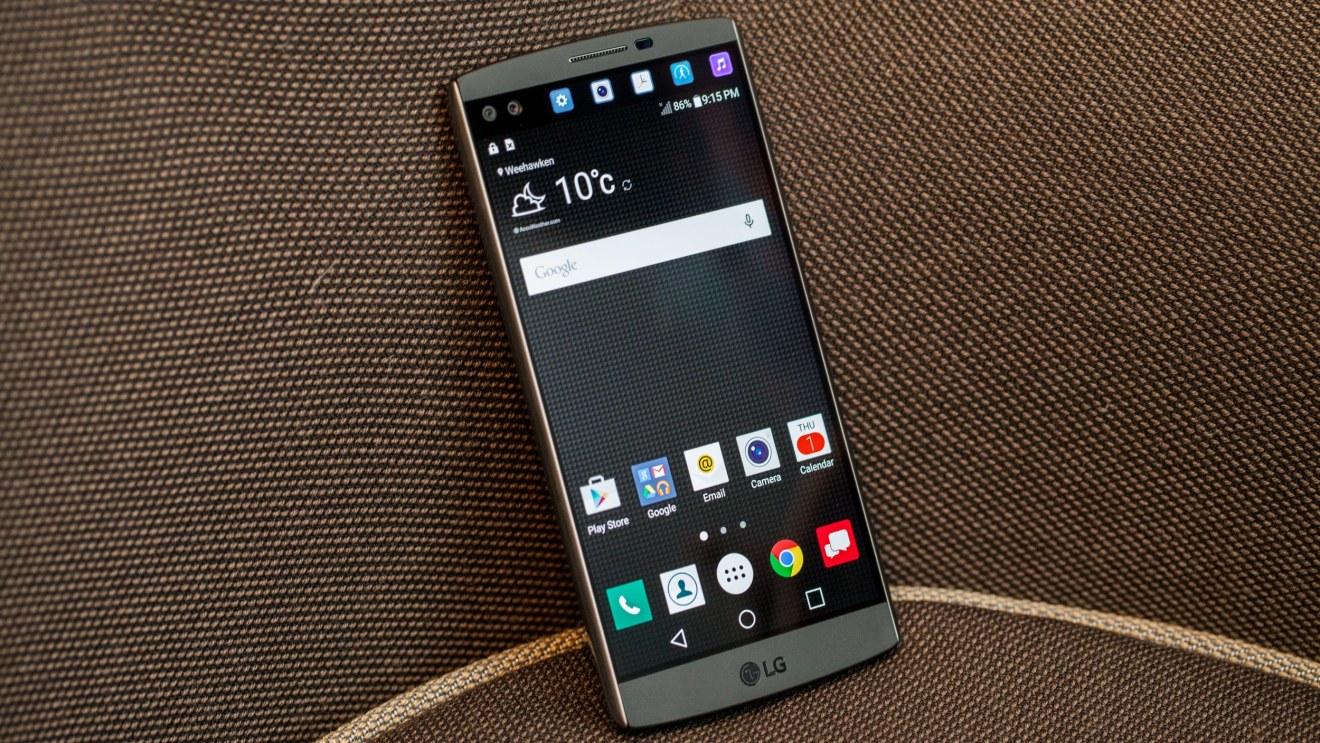Android 7.0 Nougat for LG V10