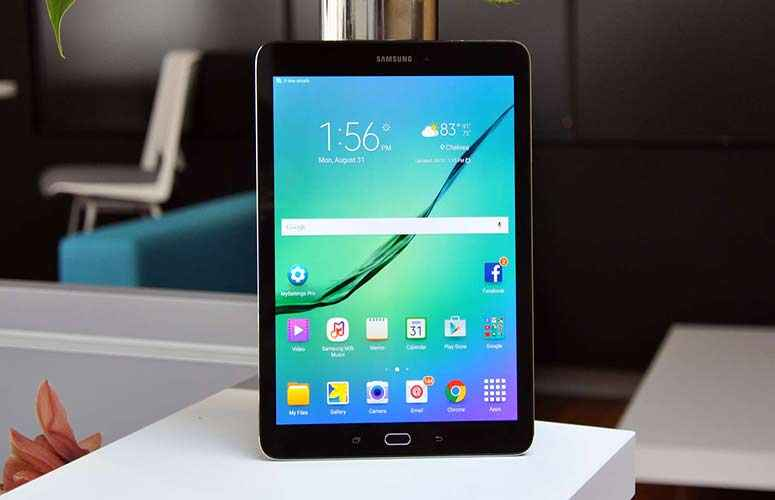 Install TWRP Recovery In Galaxy Tab S2