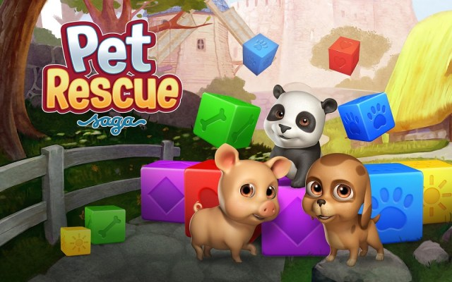 Download Pet Rescue Saga v1.123.9 Apk for Android