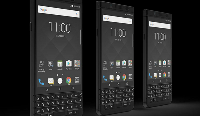 BlackBerry KEYone QWERTY Specifications