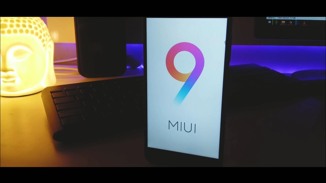 Install TWRP And Root Redmi Note 4 On MIUI 9
