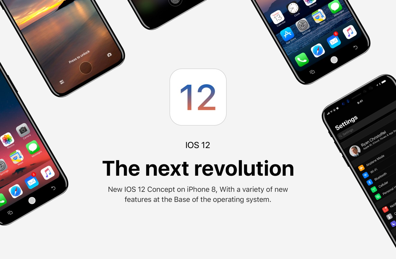 Download iOS 12 Wallpapers