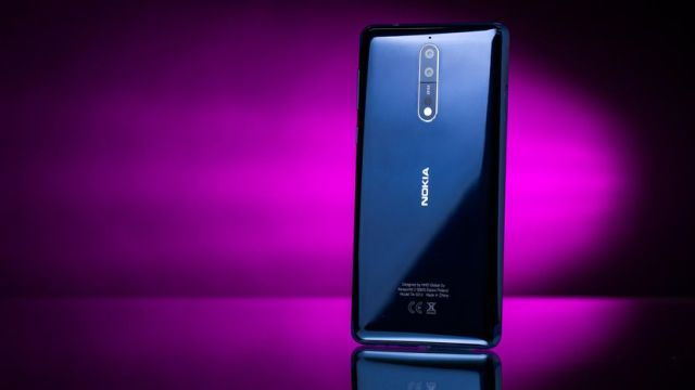 Download Nokia 8 USB Drivers