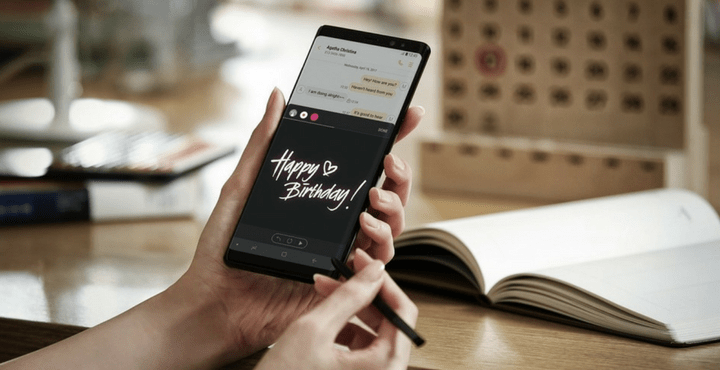 Download LineageOS 14.1 For Samsung Galaxy Note 8