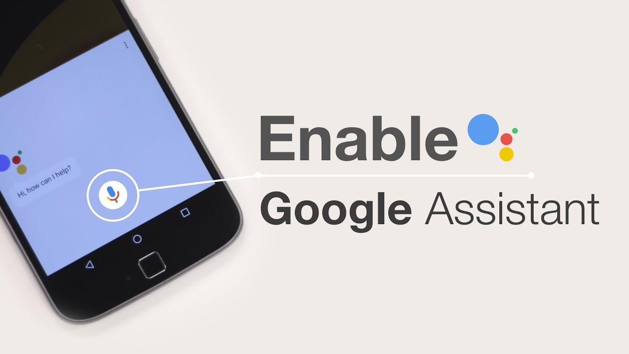 Download Google Assistant on Android Lollipop devices