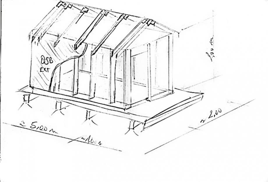 3 plans d abris de jardin gamm vert