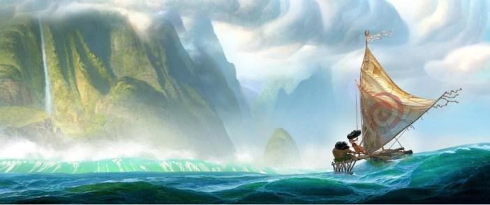 Il primo concept di Moana, nuovo film Disney in arrivo nel 2016 - Gamobu