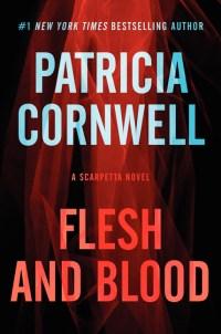 Flesh and Blood di Patricia Cornwell, uno degli e-book che potrete leggere sui voli JetBlue - Gamobu