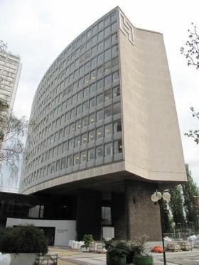 La sede di Hachette a Parigi