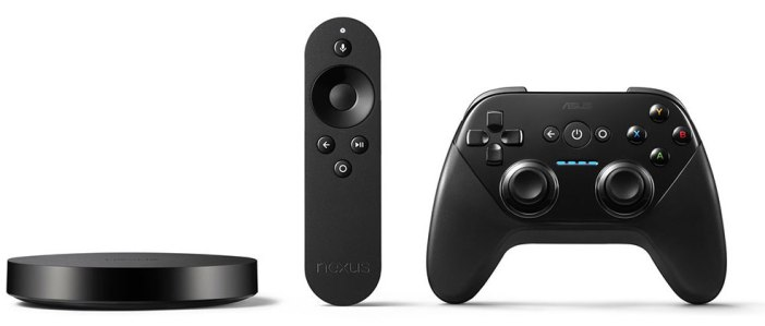 Nexus Player e accessori - Gamobu