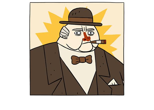 Winston Churchill - Super Science Friends! - Gamobu