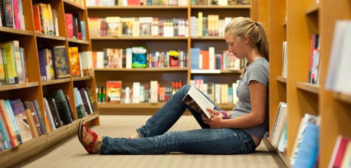 Gli adolscenti leggono meno e-book degli adulti - Gamobu