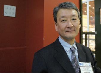 Hiroshi Sogo, a capo del recente sviluppo digitale di Kinokuniya