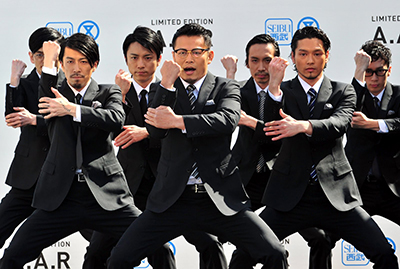 I giapponesi World Order