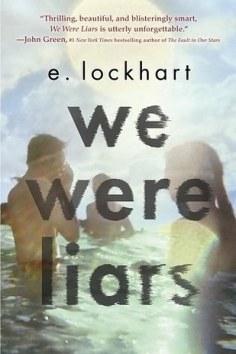 We Were Liars di E- Lockhart, vincitore nella categoria young adult fiction