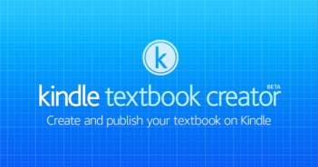 Amazon diventa accademico, con Kindle Textbook Creator