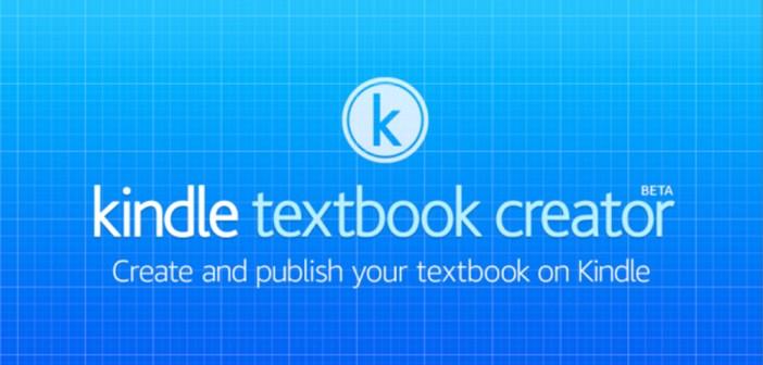 Amazon diventa accademico, con Kindle Textbook Creator