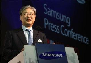 Boo-Keun Yoon, amministratore delegato di Samsung