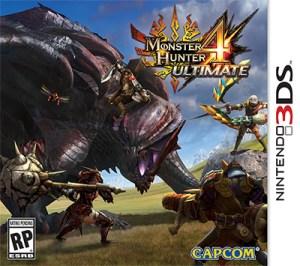 Grande attesa per Monster Hunter 4 Ultimate
