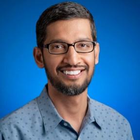 Sundar Pichai, Senior Vice President di Google