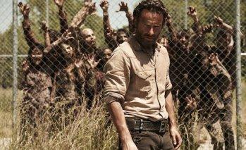 The Walking Dead è stato lo show con più tweet del 2014