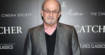 In uscita a ottobre il nuovo libro di Salman Rushdie