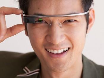 I Google Glass