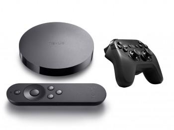 Il Nexus player e due controller