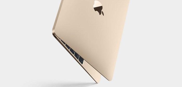Il nuovo super sottile MacBook di Apple