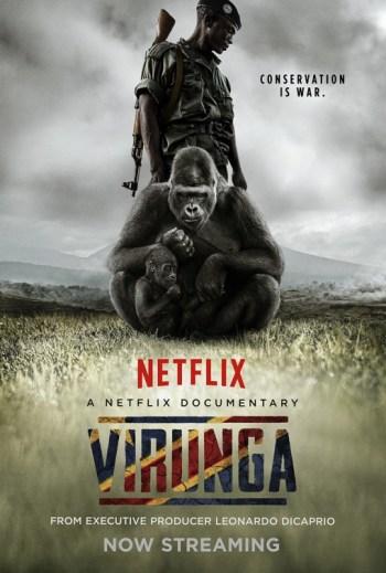 Virunga, documentario Netflix prodotto da Leonardo DiCaprio