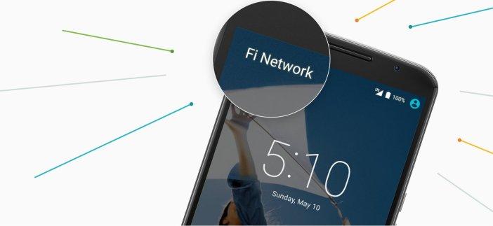Arriva il Project Fi di Google
