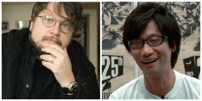 Guillermo Del Toro e Hideo Kojima