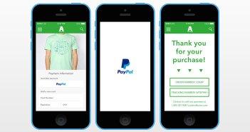 Il servizio One Touch di PayPal finalmente anche sul web