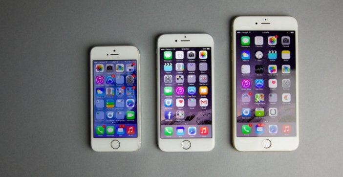 iPhone 5s, 6, 6 Plus
