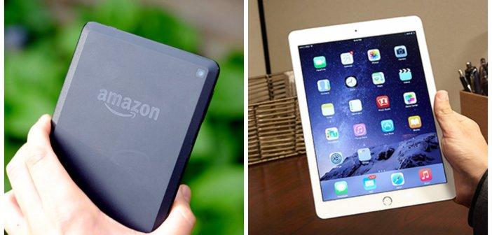 Vendite dei tablet in calo: la mini crisi di iPad e soci