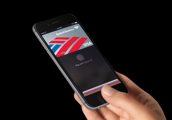 Pagamenti con Apple Pay